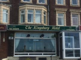 Kingsbury Hotel, hotel near Pleasure Beach Train Station, Blackpool