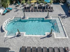Hollander Hotel - Downtown St. Petersburg, hotel near Treasure Island Golf Tennis Recreation Center, St Petersburg