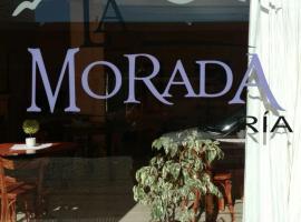 La Morada Hosteria, inn in Capilla del Monte