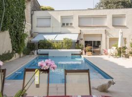 Villa Cemaste, budget hotel in Montpellier