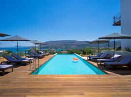 Seametry Apartments, hotel near Conference Centre of MAICh, Souda