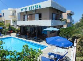 Elvira Hotel, hotel in Stalída