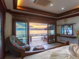Villa Julie, отель в Липа-Ное