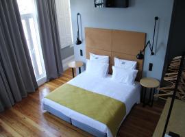 Porto Music Guest House, hotel perto de Rotunda da Boavista, Porto