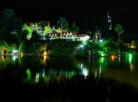 Hotel Fazenda China Park, farm stay in Pedra Azul