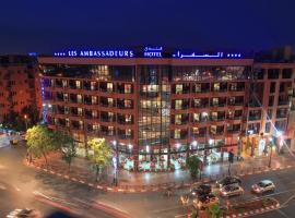 Appart Hotel Les Ambassadeurs, hotel in Gueliz, Marrakesh