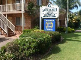 Mollymook Surfbeach Motel & Apartments, hotel in Mollymook