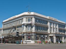 The Grand Hotel Wanganui, hotel in Whanganui