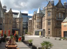 City Centre Castle Walk, hotel near University of Edinburgh, Edinburgh