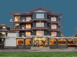 Hotel Dharamshala Paradise、ダラムシャーラーのホテル