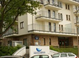 Apartament Magdalena, hotel with jacuzzis in Świnoujście