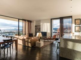 8010 Urban Living, aparthotel en Bogotá