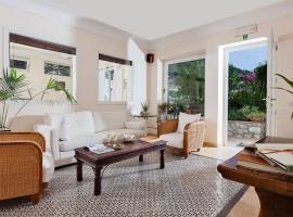 Hotel Senaria, hôtel à Anacapri