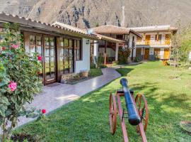 Casa Blanca Lodge, hotel near Saint Peter Church, Ollantaytambo