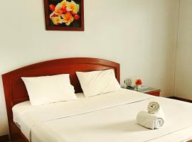 ปานจันทร์ เพลส โรงแรมในอุบลราชธานี