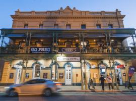 The Federal Boutique Hotel, hotel in Fremantle