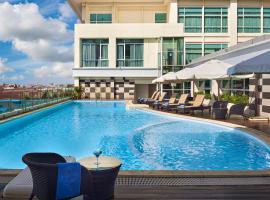 Dara Airport Hotel, Hotel in der Nähe vom Flughafen Phnom Penh - PNH,