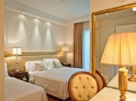 Hotel Hawaii, hotell i Milano Marittima