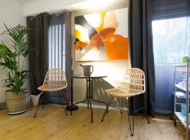 Delightful studio in the Center of Amsterdam, homestay in Amsterdam
