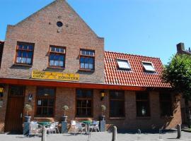 Hotel Cafe 't Zonneke, hotel in Oosterhout