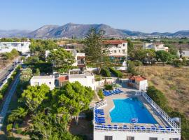 Panorama-Seaview Studios & Apartments, serviced apartment in Hersonissos