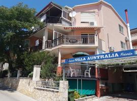 Australia Villa Makarska, hotel in Makarska
