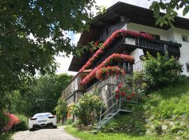 Pension Alpenblick, hotel a Vipiteno