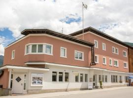 Hotel Dischma, hotel in Davos