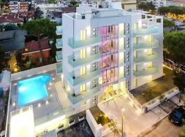 Residence Perla Verde, apartment in Riccione
