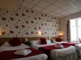 The Blenheim Mount Hotel, hotel near Central Pier Blackpool, Blackpool