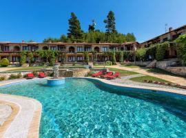 Akritas Ef Zin Villas & Suites, villa in Paliouri