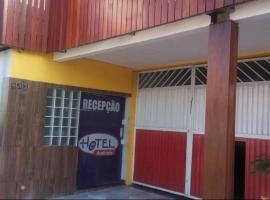 Hotel Andrade, отель в городе Витория-да-Конкиста