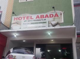 Hotel Abadá, hotel in Núcleo Bandeirante