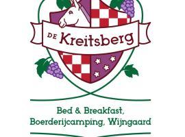 Boerderijcamping de Kreitsberg, luxury tent in Zeeland