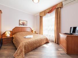 Отель Мон Плезир, отель в Химках