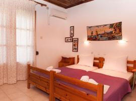 Mirsini Apartments, hotel in Kariotes