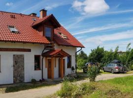 Nad Jeziorem, family hotel in Charzykowy