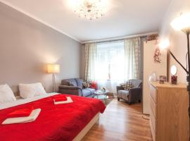 Comfortable apartment, hotel near DOX Centre for Contemporary Art, Prague