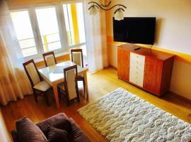 Apartament DORIS, apartment in Elblag