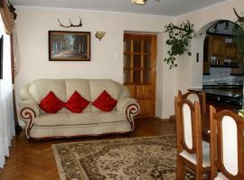 Apartament Danuta Mrągowo, apartment in Mrągowo