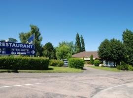 Hôtel des Dhuits, hotel near Nigloland, Colombey-les-deux-Églises
