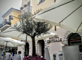 Hotel Centrale, hotel a Olbia