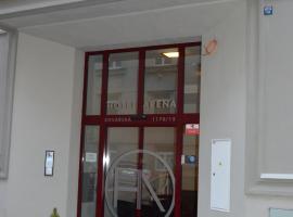 HOTEL ARÉNA, hotel near O2 Arena Prague, Prague