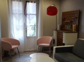 Home St. Germain, apartment in Trouville-sur-Mer