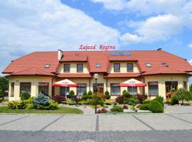 Hotel Regina – hotel w mieście Wolanów
