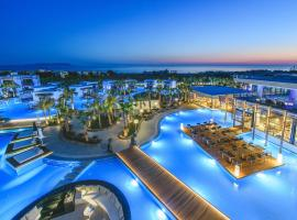 Stella Island Luxury Resort & Spa (Adults Only), hotel romantico a Hersonissos