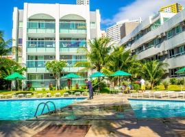 H Ponta Negra Beach, apartment in Natal