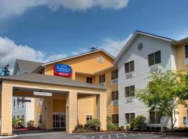 Fairfield Inn & Suites Seattle Bellevue/Redmond, hotel in Bellevue