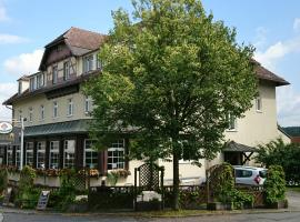 Parkhotel Forsthaus, hotel in Tharandt