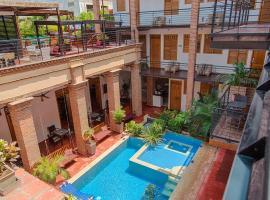 Hotel Boutique Casa Carolina, hotel en Santa Marta